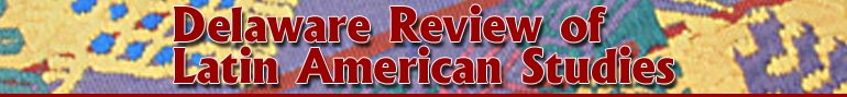 Delaware Review of Latin American Studies